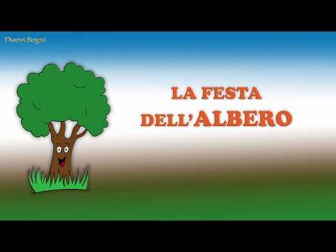 La festa dell'albero - Canzoni per bambini