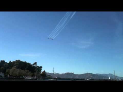 Blue Angels Air Show, San Francisco Fleet Week