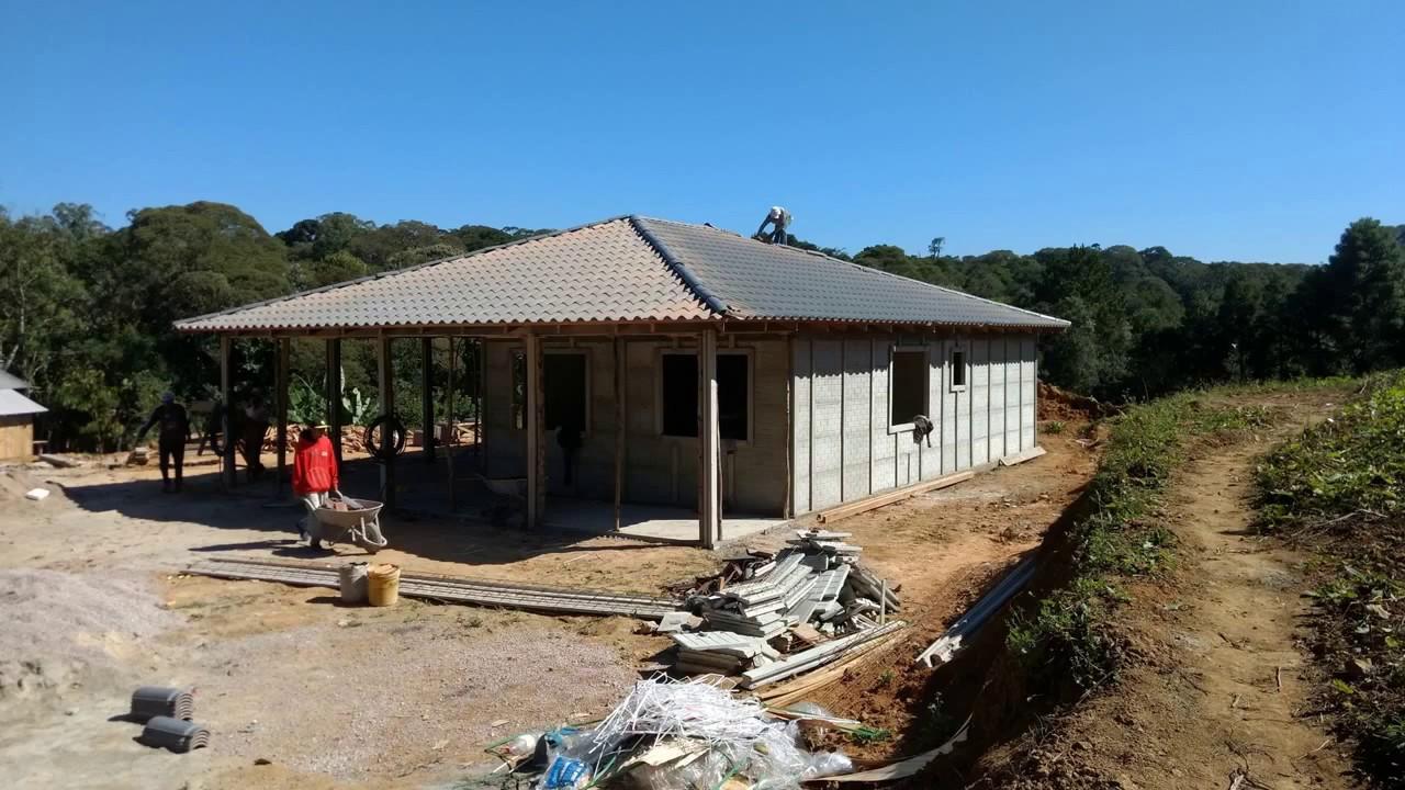 Concreto Casa  Casas PrMoldadas  YouTube