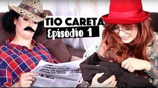 TIO CARETA EP1 - O BEBÊ MAIS FEIO QUE JÁ SE VIU!| KIM ROSACUCA