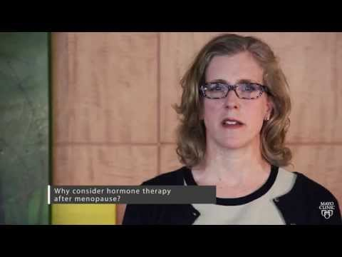 Considering Hormone Therapy – Mayo Clinic Women's Health Clinic