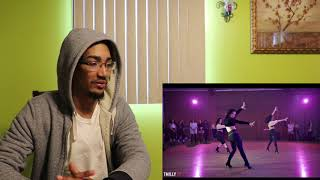 Ariana Grande - No Tears Left To Cry - Choreography by Jojo Gomez - #TMillyTV (REACTION!!)