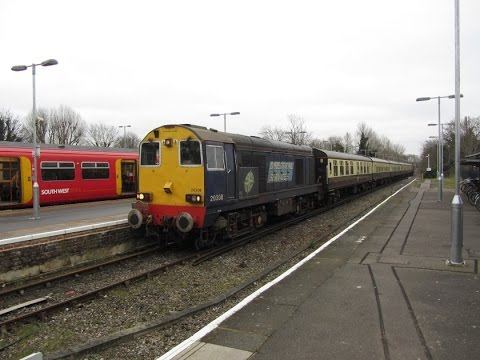 Hampshire and borders Freight Review of 2015