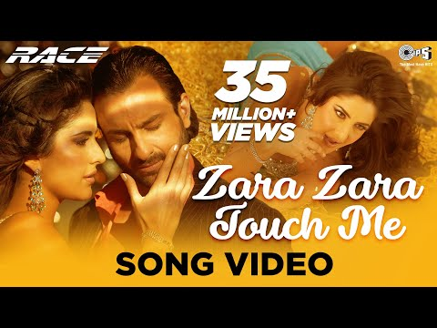 Zara Zara Touch Me - Race   Katrina Kaif & Saif Ali Khan   Monali Thakur   Pritam