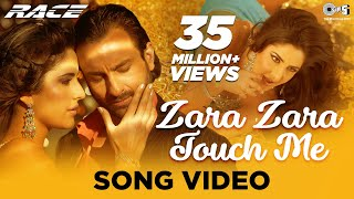 "Zara Zara Touch Me Song Video - Movie ""Race"" - Katrina Kaif & Saif Ali Khan"