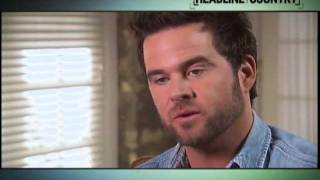 "David Nail talks about ""The Sound of a Million Dreams"""