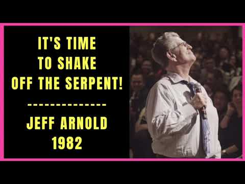 It's Time to Shake off the Serpent by Jeff Arnold 1982