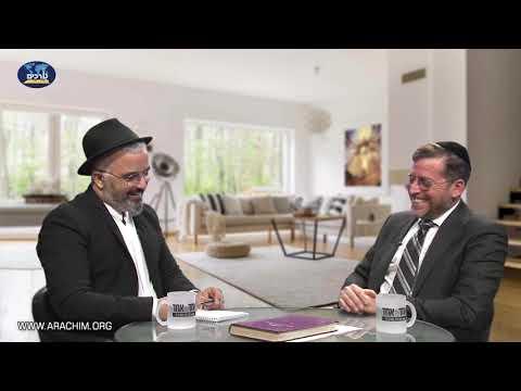 למה נשמות מתגלגלות? חלק ב' - אחד על אחד עם הרב אהרן לוי ומושיקו שטרן