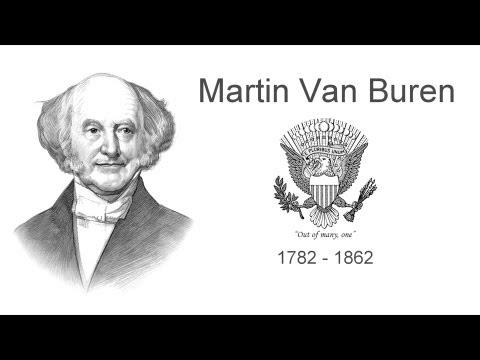 Martin Van Buren ***