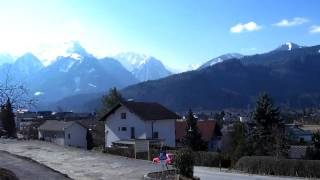 Austrian Alps from Nuziders