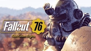 Fallout 76 Gameplay Walkthrough LIVE ( Fallout 76 FULL GAME GAMEPLAY )
