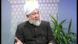 Liqa Ma'al Arab 30th December 1996 Question/Answer English/Arabic Islam Ahmadiyya