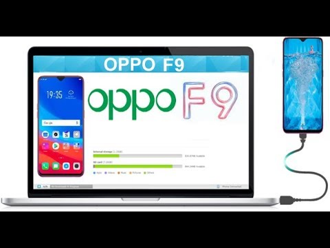 How to connect Oppo A37/A3s/A5/F7/F9 with computer & Allow USB Debugging  |New 2018