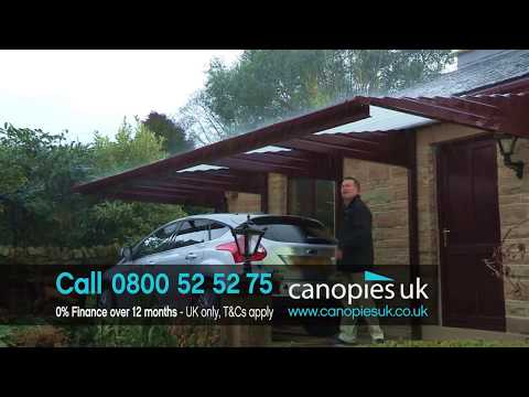 Canopies UK™ - Car Ports