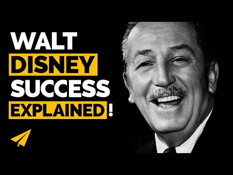 Walt Disney Documentary - Disney's Success Story