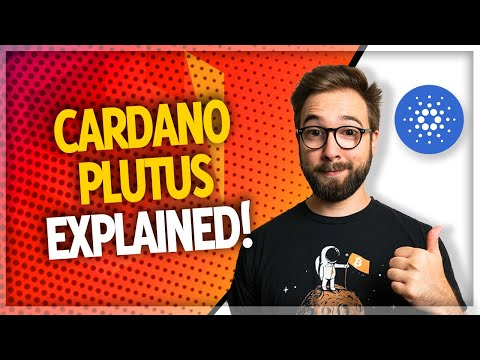 Cardano: Plutus Smart Contracts Explained (Deep Dive!)