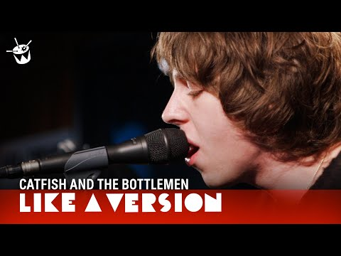 Catfish and the Bottlemen - Cocoon (live on triple j)