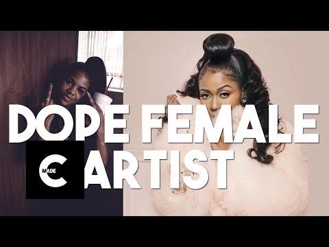 Best Detroit Female Artist 2016 ft. Molly Brazy & More.