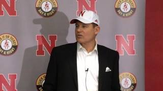 Les Miles talks coaching, family, and Nebraska 3/31/17