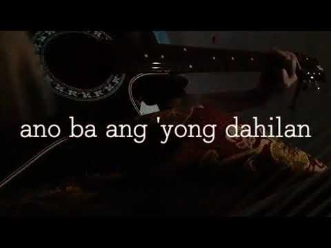 ang dating tayo lyrics with chords