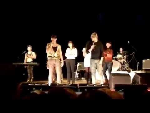 Концерт группы На-На в Ельце