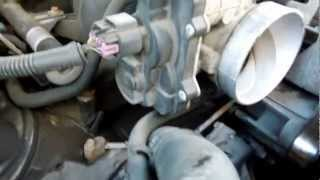 2004 GMC Yukon XL 1500 5.3L Throttle Body, Throttle Position Sensor TPS, Idle Air Control IAC