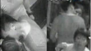 24 Oras: Cedric Lee, nakita sa CCTV video na hinalikan sa pisngi si Cornejo