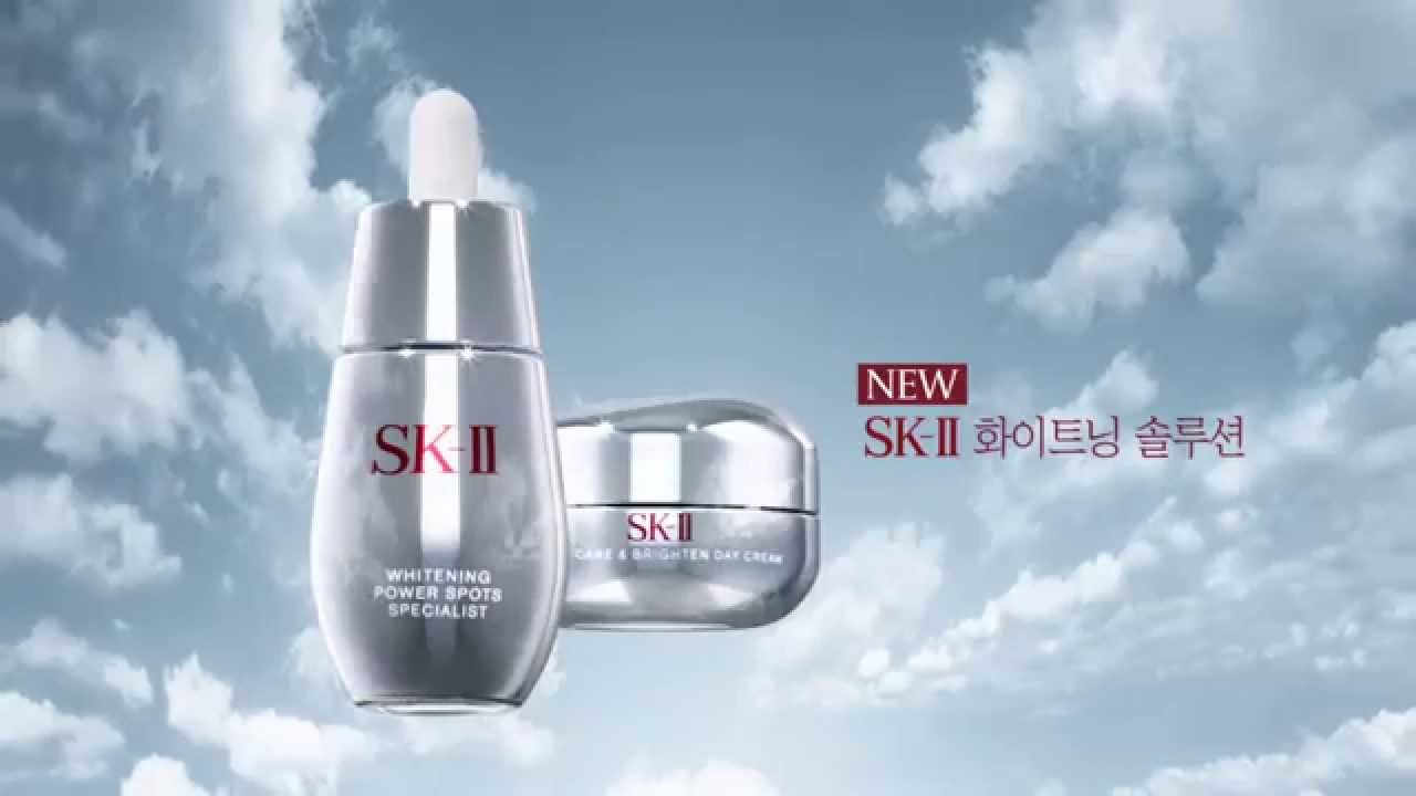 SK-II TV AD - Whitening Solution