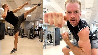 Kung Fu TECHNIQUE IMPORTANT for SPEED & POWER | MUST SEE!