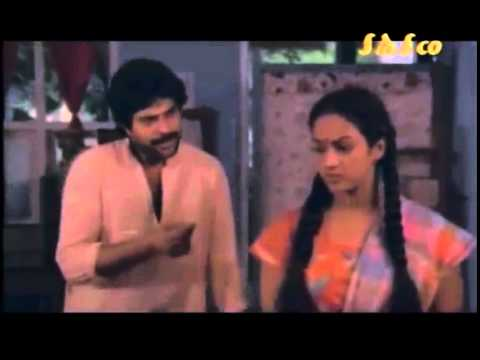 A super Scene of Mammootty and Romantic...