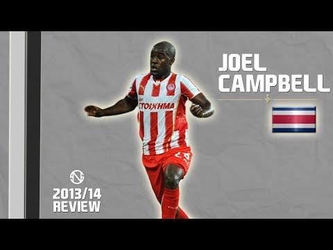 JOEL CAMPBELL | Goals, Skills, Assists | Olympiacos | 2013/2014 (HD)