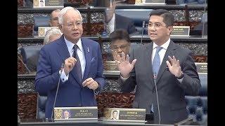 Najib questions govt