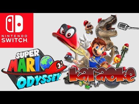 Super Mario Odyssey - Karaoke (SPOILERS)