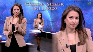 GÖZDE ŞEKER - 18.11.2020