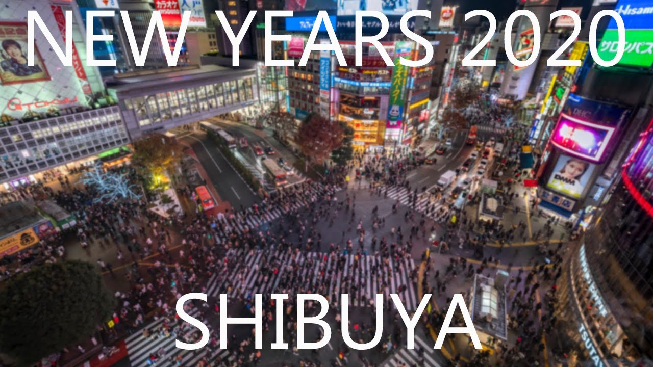 New Years in Japan