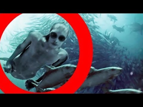 Top 10 Real Life Mermaids Caught On Camera & Spotted In Real Life