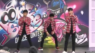 4  道慈佛社楊日霖紀念學校2隊|中學組排舞|Rookie