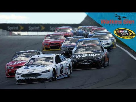 NASCAR Sprint Cup Series - Full Race - Cheez-It 355 at the Glen