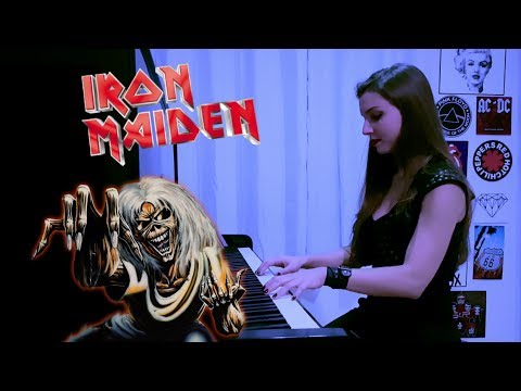 Fear of The Dark (Iron Maiden) - Piano Version