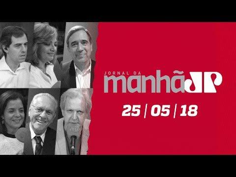 Jornal da Manhã - 25/05/18