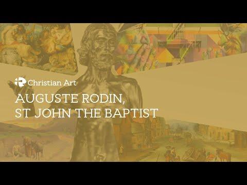 Auguste Rodin, St John the Baptist