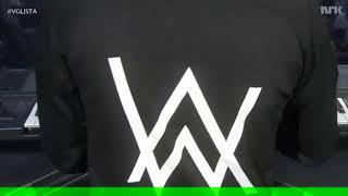 Alan Walker Faded Wind Music Awards 2016