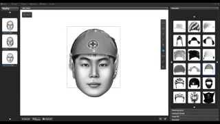 KIST Facial Composite Demo