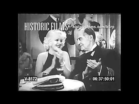 """1934 Will Mahoney Tap Dancing in """"Shes My Lilly, I"""
