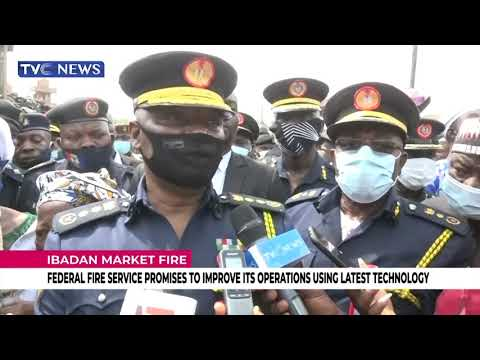 Federal Fire Service Promises To Improve Its Operations Using Latest Technology