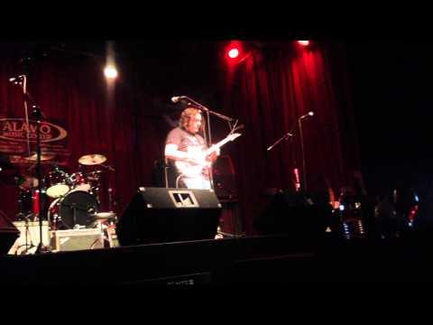 alamo music guitar wars 2014 XXVI first place electric winner