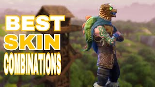 BEST SKIN COMBINATIONS FOR FORTNITE (MY OPINION) | FORTNITE BATTLE ROYALE