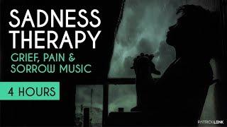 🔵 SADNESS THERAPY: Heal Grief, Pain & Sorrow - Sad Music - Tears - Broken Heart - Loss