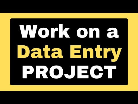 Work from home   Online Data Entry Jobs   Full Details of a Work