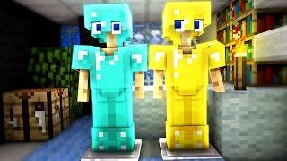 HIER wird ER UNS NIE FINDEN!!  - Minecraft CAMO BATTLE